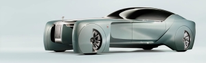 Rolls-Royce Vision Next 100 – A Grand Vision Of The Future Of Luxury Mobility