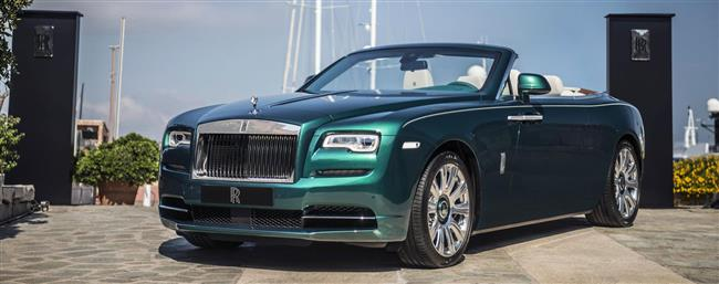 Rolls-Royce Unveils Emerald Embellished Dawn And Wraith Inspired By Porto Cervo