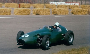 Gilby Engineering: 1957 Formula One Season