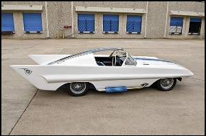 Simca One Roadster Concept Goes to Auction