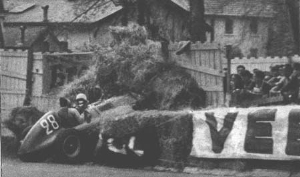 1955 Formula One Season: Scuderia Arzani-Volpini