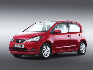 THE SEAT Mii  FIVE DOORS BRING EVEN MORE VERSATILITY