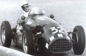 Sir Jeremy Boles: 1954 Formula One Season