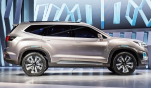 Subaru VIZIV-7 Concept Makes World Debut At 2016 Los Angeles Auto Show