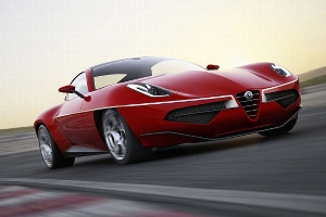 The Disco Volante Concept