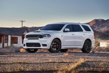 Dodge Unleashes New 2018 Dodge Durango SRT: America's Fastest, Most Powerful And Most Capable Three-Row Suv
