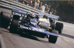 Tyrrell-Cosworth 002