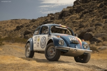 Volkswagen Marks 50 Years Of Baja Desert Racing