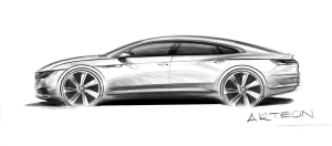 The Volkswagen Arteon