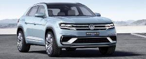 Volkswagen Cross Coupe GTE Makes World Debut