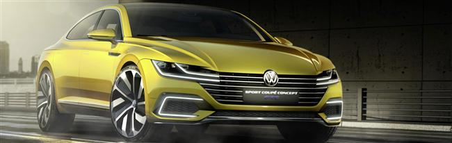 Sport Coupé Concept GTE Makes World Debut At The Geneva Auto Show