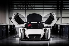 Vanda Electrics' Dendrobium Makes Global Debut At Geneva Motor Show