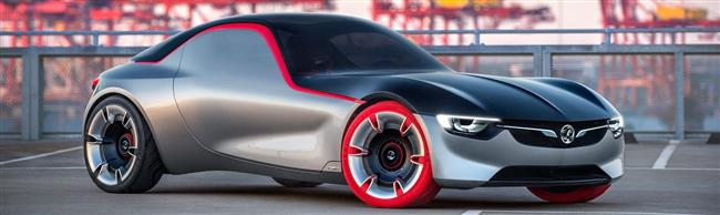 Vauxhall Reveals GT Concept As Template For Future Sports Cars