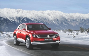 Cross Coupé from Volkswagen consumes just 1.8 l/100 km