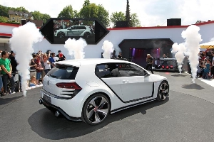 'DESIGN VISION GTI' MAKES ITS DEBUT AT WORTHERSEE