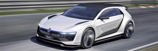 Golf GTE Sport Concept Takes The Plug-In Hybrid To A Whole New Level
