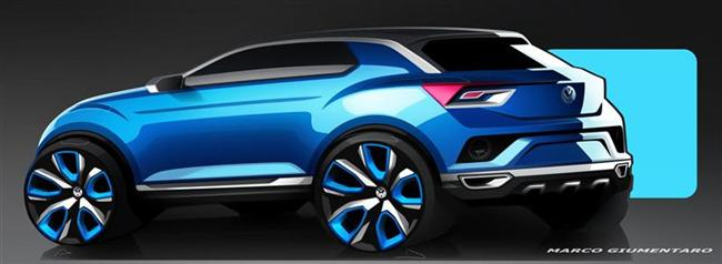 World premiere of the T-ROC offers outlook on new SUV model series