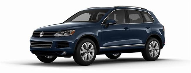 Touareg X Special Edition Celebrates 10 Years Of Volkswagen'S Mid-Size Luxury SUV