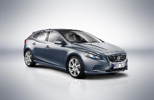 Volvo Car Corporation presents the all-new Volvo V40