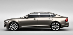 Volvo Cars Unveils New Version Of The S90 Sedan And Top-Of-The-Line S90 Excellence In Shanghai