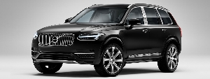 Ultra Luxury Four-Seat Volvo XC90 Unveiled At Shanghai Auto Show