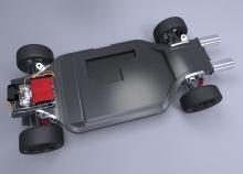 Williams Advanced Engineering Reveals Lightweight Electric Car Platform Concept