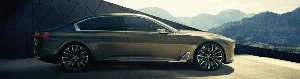 BMW Vision Future Luxury Makes North American Premiere At 2014 Pebble Beach Concours