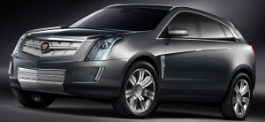 2008 Cadillac Provoq Fuel Cell Concept