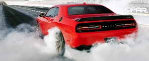 Dodge Challenger SRT Hellcat Is The Most Powerful Muscle Car Ever -- 707 hp!