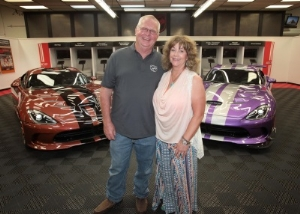 Texas Dodge Viper Enthusiasts Receive Keys To Two New Customized '1 Of 1' Dodge Viper GTC Models