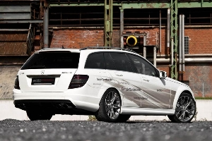 The Edo Competition C 63 AMG