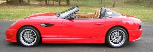 First 25Th Anniversary Panoz Esperante Spyder Debuts At Standing-Room Only Celebration