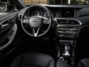 Countdown Frankfurt: First Ever Infiniti Q30 Active Compact Opens Its Doors Before World Premiere