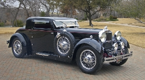 Early Supercharged Automobiles Will Be Featured at 2012 Glenmoor Gathering