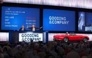 Gooding & Company Realizes More Than $25 Million on First Day of Scottsdale Auctions