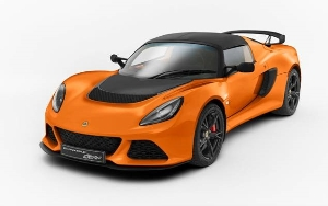 New Lotus Exige S Club Racer - faster and lighter