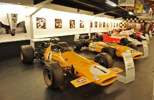 1968-1969 McLaren M7A