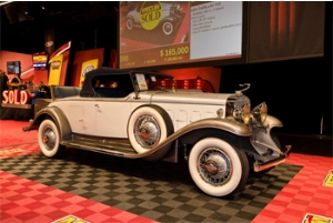 Mecum Makes It Happen In Houston