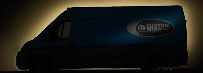 Mopar Gives Sneak Peek At Modified Vehicles Headed For SEMA