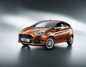 FORD FIESTA EUROPE'S BEST-SELLING SMALL CAR IN FIRST QUARTER OF 2013; NEW FIESTA SOLD EVERY TWO MINUTES