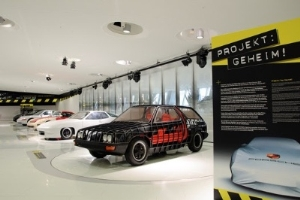 New Special Exhibition At The Porsche Museum: 'Project: Top Secret!'