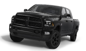 Ram 'Black Package' Expands To Ram Heavy Duty Pickup