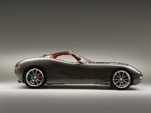 All-New British Sports Car - The Trident Iceni - Confirmed For Salon Prive