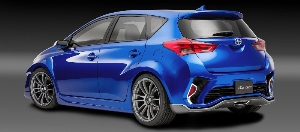 Modern and Magnetic: Scion iM Concept Car to Debut at LA Auto Show