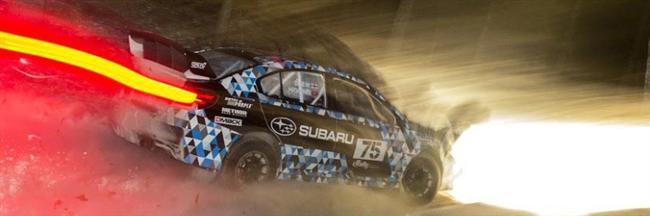 Subaru Rally Team USA Begins 2015 Rally America Championship Defense At Sno*Drift Rally
