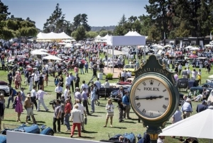 The Quail, A Motorsports Gathering : The 'Jewel In The Crown' Of The Monterey Classic Car Week