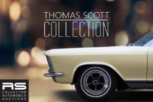 Thomas Scott Collection to be Offered at No Reserve at Russo and Steele Monterey