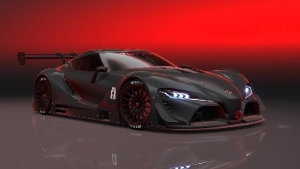Toyota FT-1 'Vision GT' Car Available for Download in Gran Turismo® 6