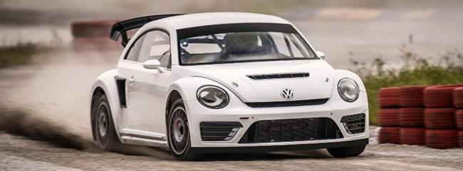 Volkswagen Beetle To Make Debut At Los Angeles Rounds Of Global Rallycross Series