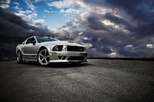 SMS Limited 25th Anniversary Mustang Concept